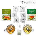 Skinny Detox Mint Tea 28/14 Day Flat Stomach Tea Cleanse Weight Loss