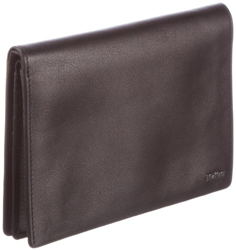 Maitre Evento Adalbrecht Wallet V15 4060000654 Herren Geldbörsen 11x15x1 cm (B x H x T) Schwarz (Black 900)
