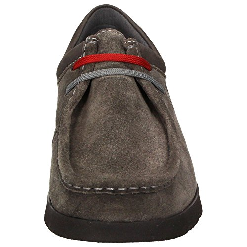 Sioux  34211 -H172-18, Mocassins pour homme gris gris Tons de gris