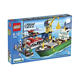 LEGO City 4645 - Hafen (B004OT4VN0) | Amazon price tracker / tracking, Amazon price history charts, Amazon price watches, Amazon price drop alerts