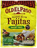 Old El Paso Seasoning Mix For Fajitas Smoky Barbeque, 35g