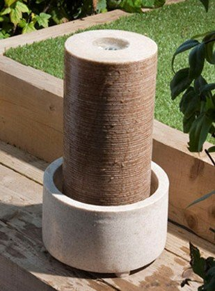 gardman-limited-accesorio-decorativo-de-agua-piedra-arenisca-diseno-de-columna