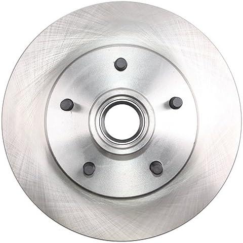 ABS 16352 Discos de Freno, la Caja Contiene 1 Disco de Freno