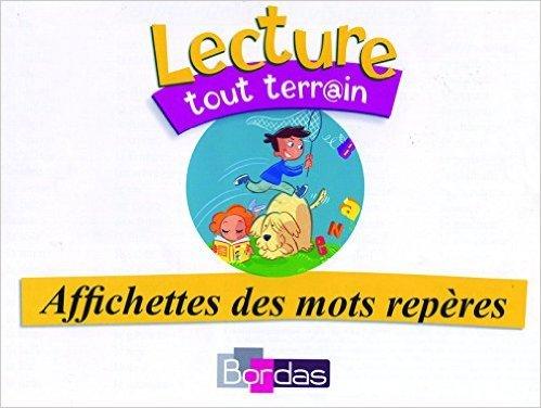 Lecture Tout Terrain CP Affichettes mots repères de Jérome Lurse (Series Editor) ( 21 février 2007 )