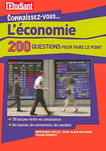 L'économie : 200 Questions pour faire le point par Bertrand Affilé
