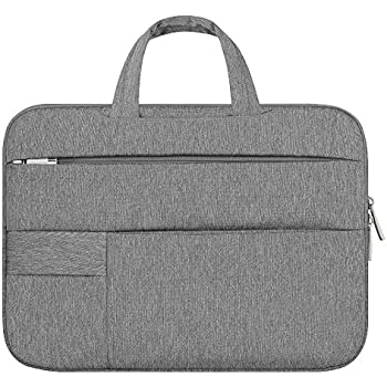 Shopizone Laptop Bags Sleeve Notebook Case for MacBook 13 inch Soft Cover - Grey