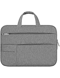 Shopizone® Laptop Bags Sleeve Notebook Case for MacBook 13 inch Soft Cover - Grey