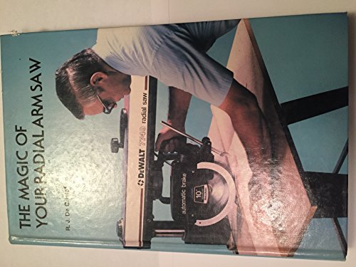 Magic of Your Radial Arm Saw