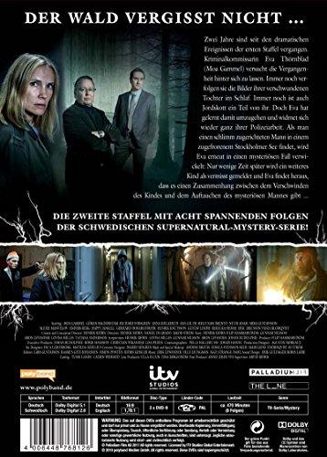 Jordskott - Die Rache des Waldes, Staffel Zwei [3 DVDs]: Alle Infos bei Amazon