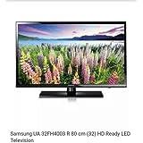 "Samsung 80 cm (32"") 32FH4003 HD Ready LED TV (Black)"