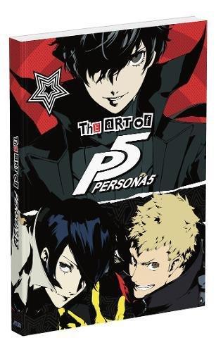 The Art of Persona 5 por Prima Games
