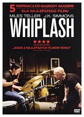 Whiplash [DVD] [Region 2] (English audio) by Miles Teller