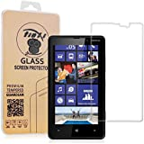 tinxi® Tempered Glass protection film for Nokia Lumia 820 Premium Screen Protector Film /Ultra Hard Screen Protector 0.3 mm clear