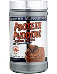 Scitec Nutrition Protein Pudding Schoko, 1er Pack (1 x 400 g)