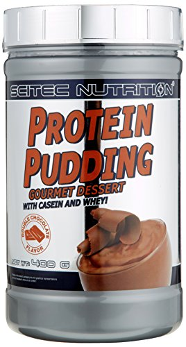 Scitec Nutrition Functional Food Protein Pudding, Schokolade, 400g -