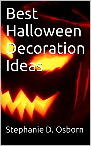 Best Halloween Decoration Ideas (English Edition)