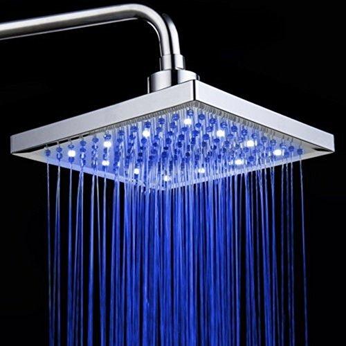 Stoga LED Duschkopf - 3 Farben nach Temperatur