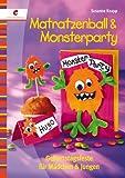 Matratzenball & Monsterparty: Geburtstagsfeste für Mädchen & Jungen