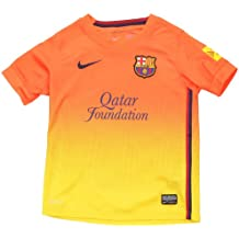 Nike F.C. Barcelona - Camiseta de fútbol infantil b30855690fd