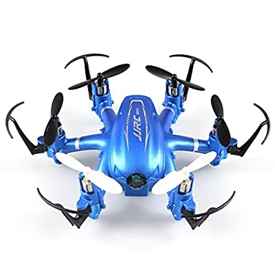 GBlife RC Drone with HD Camera Live Video Wifi FPV RC Quadcopter with Transmitter APP Control Altitude Hold & Headless Mode & One Key Return