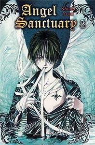 Angel Sanctuary Nouvelle édition Tome 8