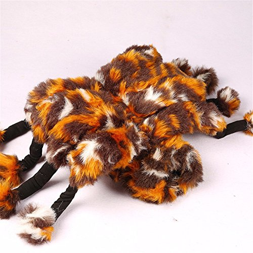 Pet Online Hund Kostüm Halloween Dress Up kreative Spider Cosplay Funny pet clothing Fancy Festival Kostüm, (Kreative Dress Up Kostüm)
