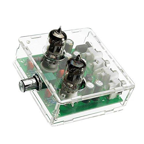 FITYLE Ac 12v 6j1 Ventil Vorverstärker Tube Vorverstärker Board Kopfhörer Verstärker Puffer (Ventil-kopfhörer-verstärker)