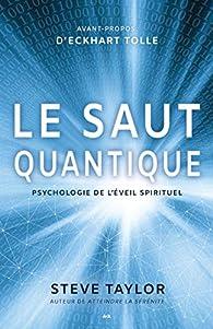 Le saut quantique par Steve Taylor
