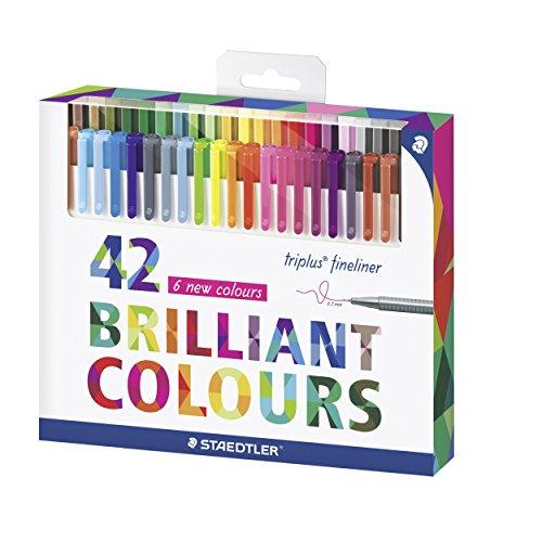 staedtler-334-c42-triplus-fineliner-juego-con-42-colores-surtidos-forma-triangular-ergonomica-pintar