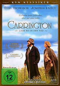 Carrington - Liebe bis in den Tod (KSM Klassiker)