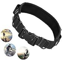SOOJET Cinturón con Botón, Cámara Cinturón Holster, Correa de Cinturón Presilla Hebilla para Canon Nikon Sony DSLR