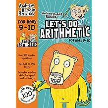 Let's Do Arithmetic 9-10 (Mental Maths Tests)