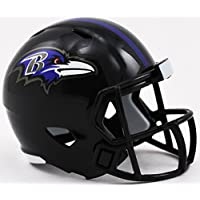 Riddell BALTIMORE RAVENS NFL Speed POCKET PRO MICRO/POCKET-SIZE/MINI Football Helmet