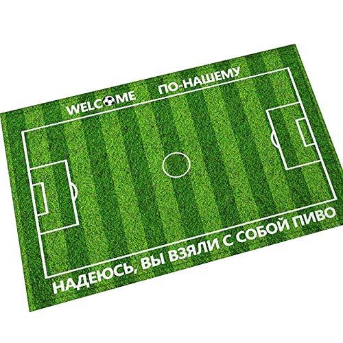 DDTT Alfombrillas diseño Campo fútbol alfombras