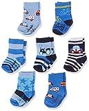 Sterntaler Baby-Jungen Socken 7er-Box