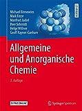 Allgemeine und Anorganische Chemie - Michael Binnewies, Maik Finze, Manfred Jäckel, Peer Schmidt, Helge Willner, Geoff Rayner-Canham