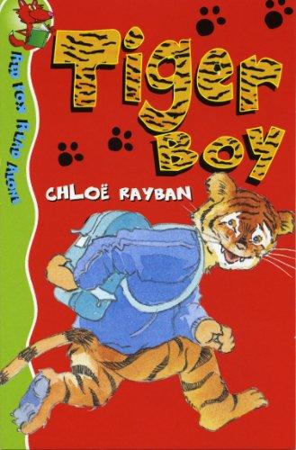 Tiger Boy (Red Fox Read Alone)