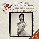 R Strauss: Four Last Songs/Arias