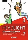 English G Headlight - Allgemeine Ausgabe / Band 3: 7. Schuljahr - Klassenarbeitstrainer mit Lösungen und Audio-Materialien