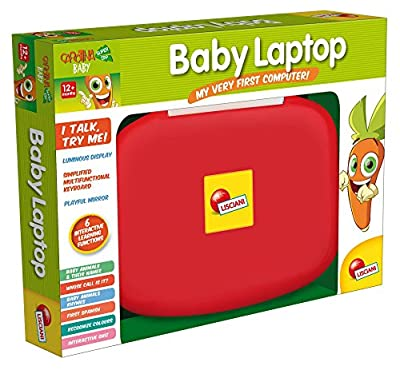 Carotina Super Bip Baby Laptop Educational Electronic Toy
