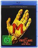 M - Eine Stadt sucht einen Mörder  (+ DVD) [Blu-ray]