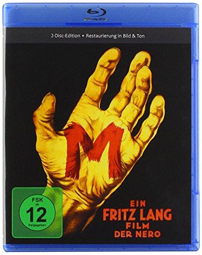 Bild von M - Eine Stadt sucht einen Mörder  (+ DVD) [Blu-ray]