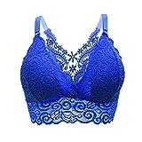 Qinpin Damen Body Gr. Einheitsgröße, blau