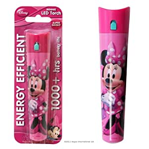 Minnie Mouse LED Torch