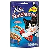 Felix Fun Sauces Beef 5X15g