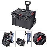 QBRICK BASIC Cart Werkzeugtrolley 58,5x43cm Werkzeugkoffer Werkzeugkasten Werkzeugbox Sortimentskasten Werkzeugkiste Kiste Box