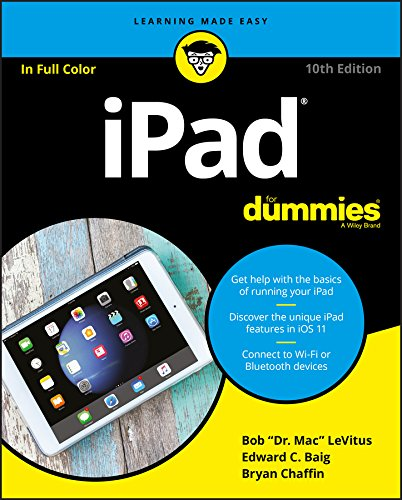 iPad For Dummies (For Dummies (Computer/Tech)) Tech Ipad