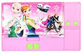 #8: HALO NATIONMultifunctional Dual Side Magnetic Multipurpose Jumbo Pencil Box For Kids(Frozen)