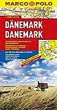 MARCO POLO Länderkarte Dänemark 1:300.000 (MARCO POLO Länderkarten)