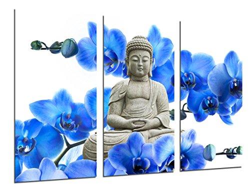 Cuadro Moderno Fotografico Buda, Relajación, Zen, Relax, Buddha, 97 x 62 cm, ref. 26515